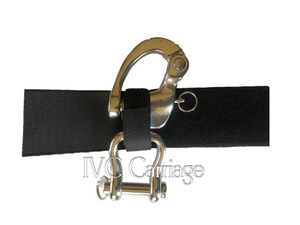 Snap Shackle Cover | IVC Carriage