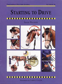 Starting to Drive Horse Book