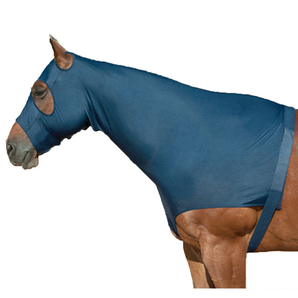 Horse Hood Mane Saver with Zipper