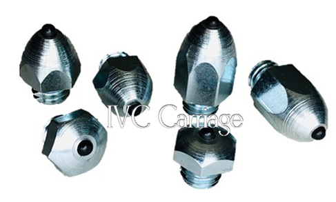 Horseshoe Studs | IVC Carriage