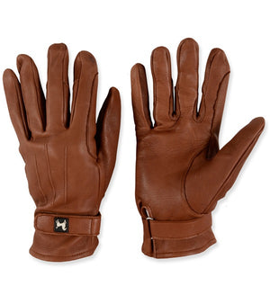 Deerskin Carriage Driving Gloves