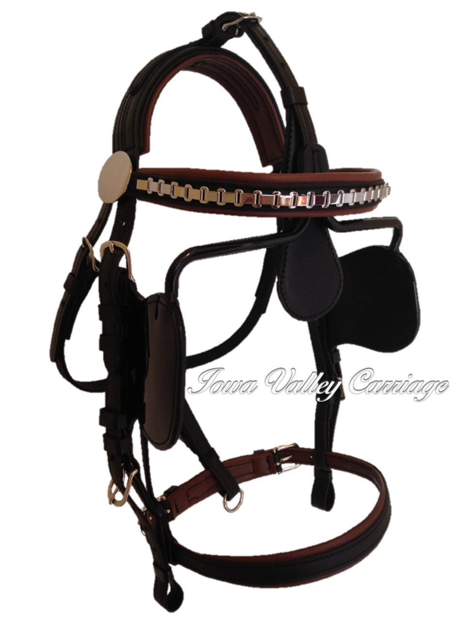 Synthetic Harness Bridle