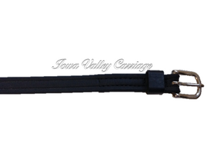 Synthetic Harness Bridle Throatlatch