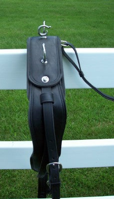 IVC Traditional Synthetic Horse Harness Saddle