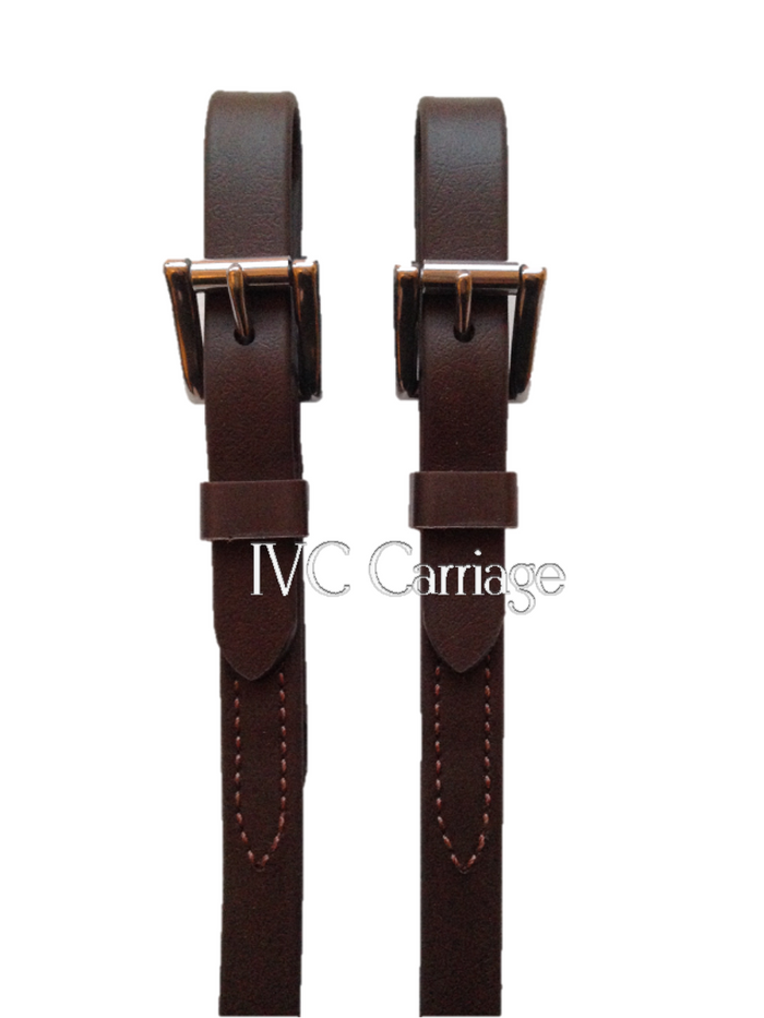 IVC Traditional Synthetic Tandem Driving Reins