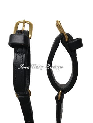 IVC Traditional Leather Harness