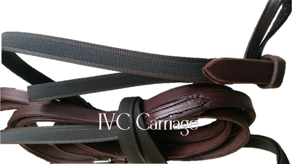 IVC Web Grip Driving Reins