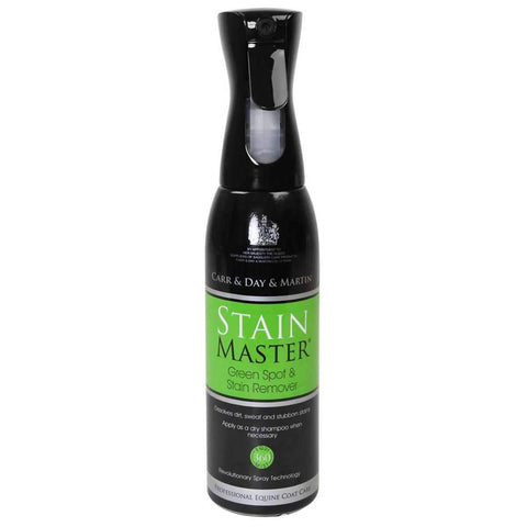 CARR&DAY&MARTIN STAIN MASTER GREEN SPOT REMOVER - Suchy Szampon