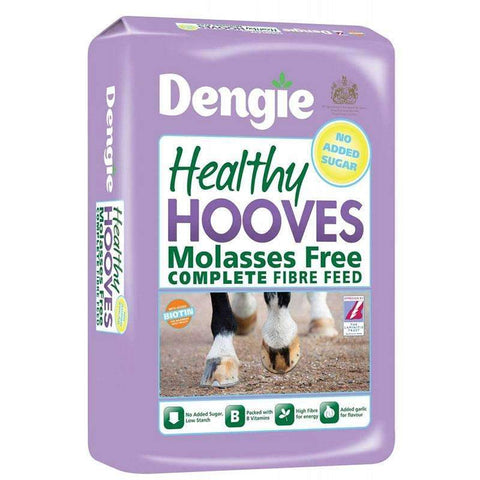 DENGIE Healthy Hooves Mollasses Free
