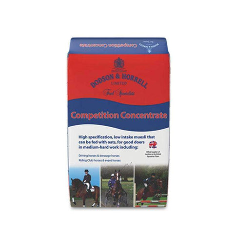 DODSON & HORRELL Competition Concentrate