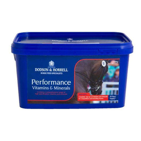 DODSON & HORRELL Performance Vitamins & Minerals