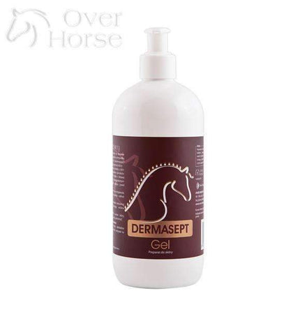 OVER HORSE Dermasept Gel