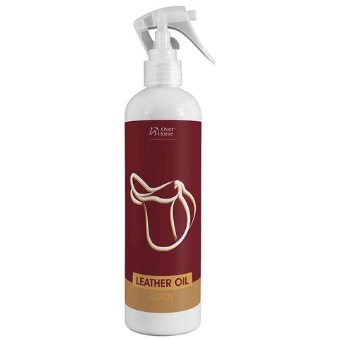OVER HORSE Leather Oil Spray