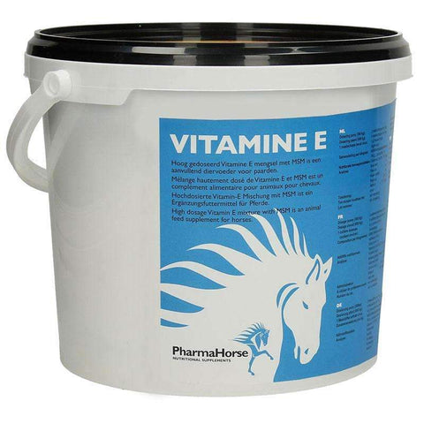 PHARMAHORSE Vitamin E