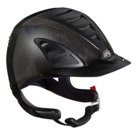 GPA Kask Jeździecki Speed Air 4S Concept Full Carbon