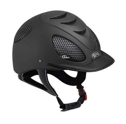 GPA Kask Jeździecki Speed Air Leather 2X