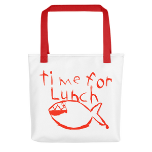 Time for Lunch Tote