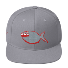 Load image into Gallery viewer, Time For Lunch Snapback Hat