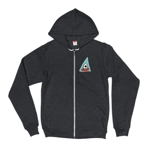 Illuminati Shark Zip Up
