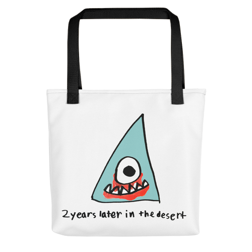 2 Years Later Tote