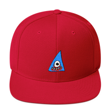 Load image into Gallery viewer, Illuminati Snapback Hat