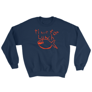 Time for Lunch Sweatshirt