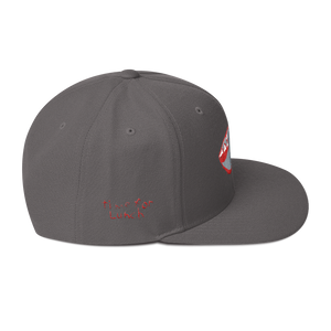 Time For Lunch Snapback Hat