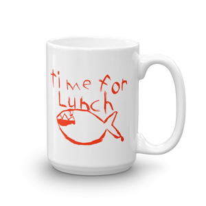 Time for Lunch Mug