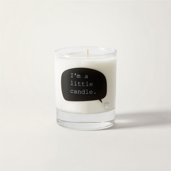 Neroli soy wax candle - I'm a little candle