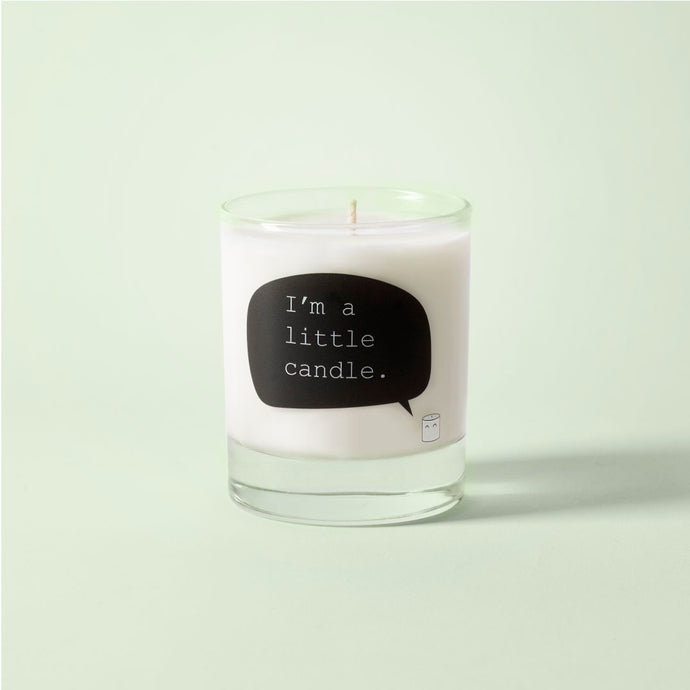 Tequila & pomelo soy wax candle - I'm a little candle