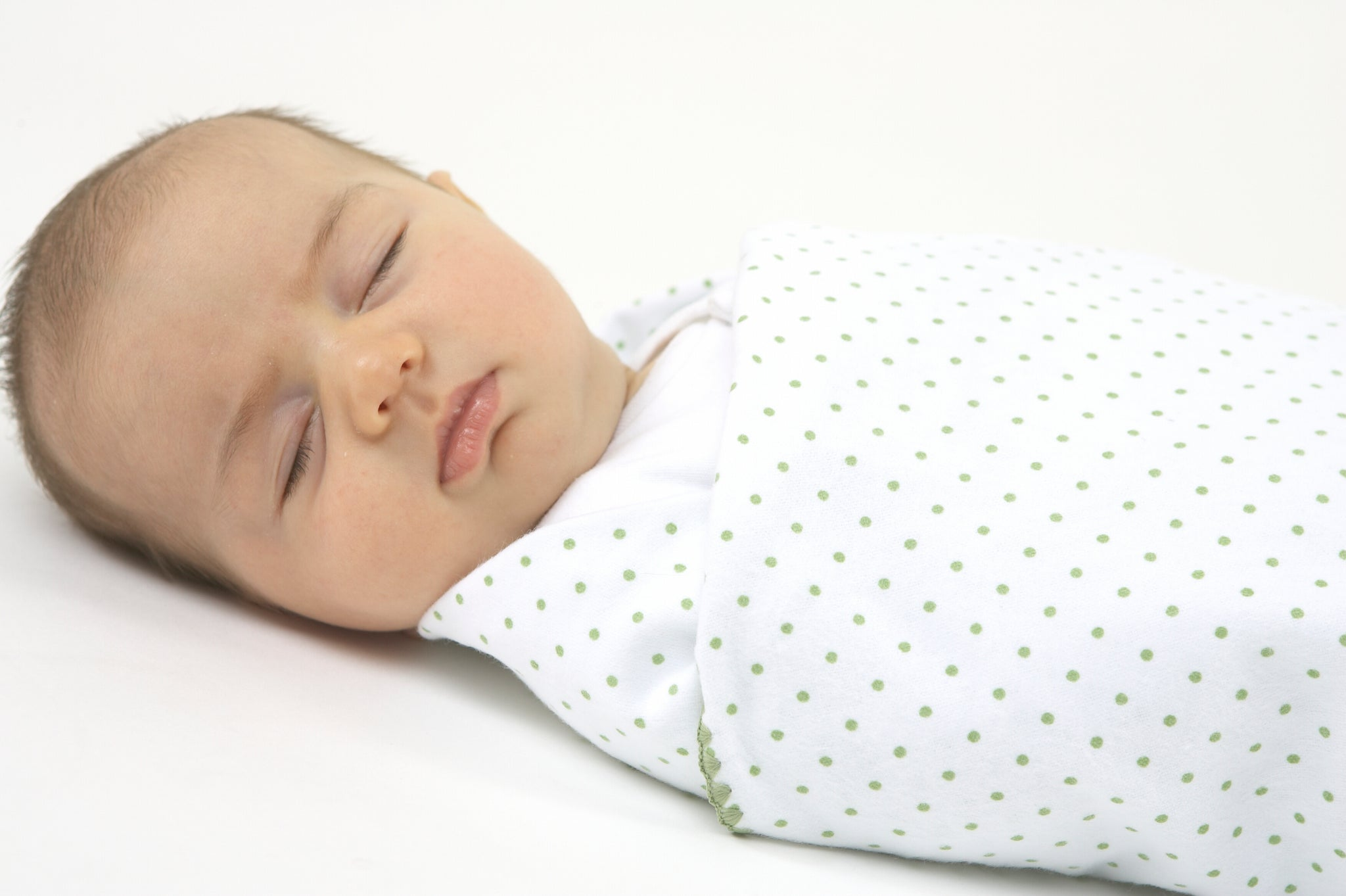 Safe Sleep Baby Images - Swaddle Ultimate Flannel