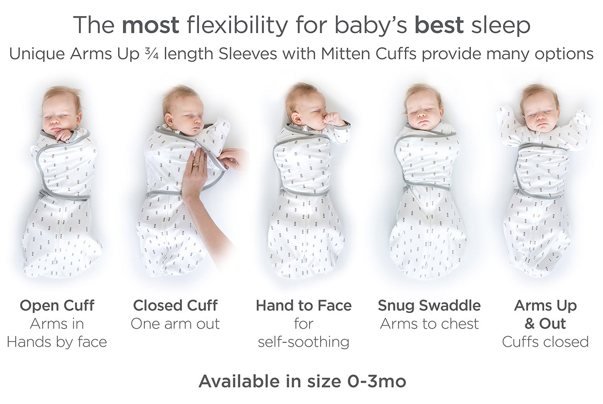 Stage 1 Safe Sleepwear Omni Swaddle Sack