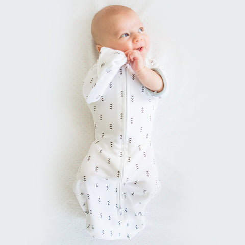 Transitional Swaddle Sack baby cuff