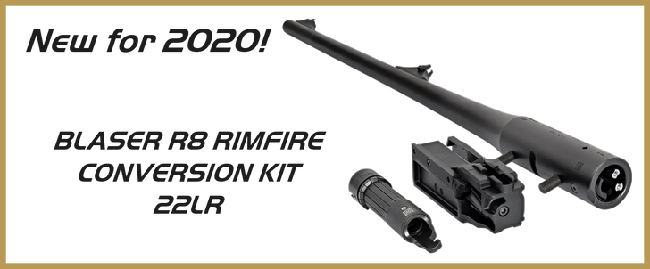 BLASER NZ 22LR R8 CONVERSION KIT