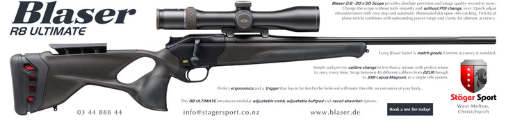 R8 ULTIMATE BLASER NZ
