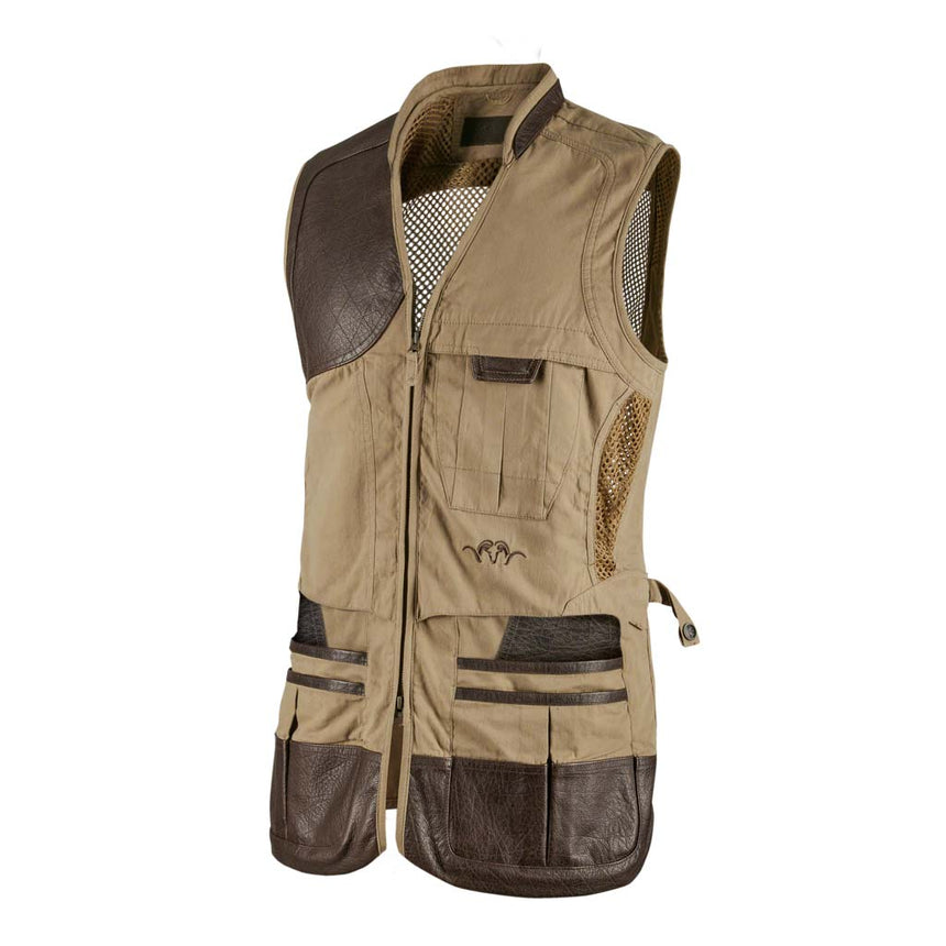 BLASER Parcours Shooting Vest - Right - Sand