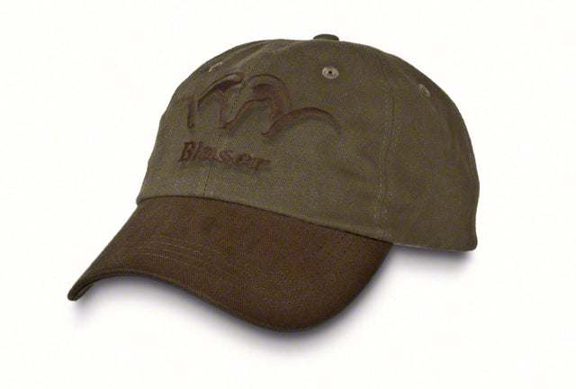 BLASER TWO-TONE CAP DARK GREEN