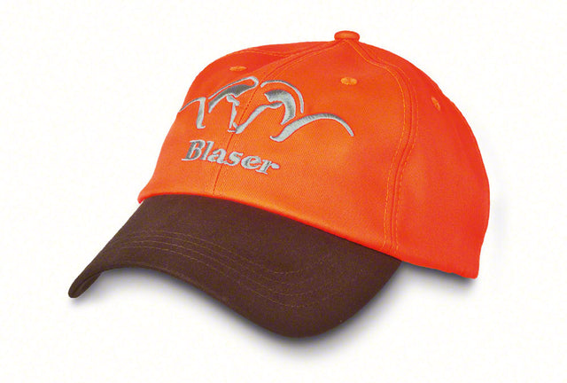 BLASER TWO-TONE CAP ORANGE