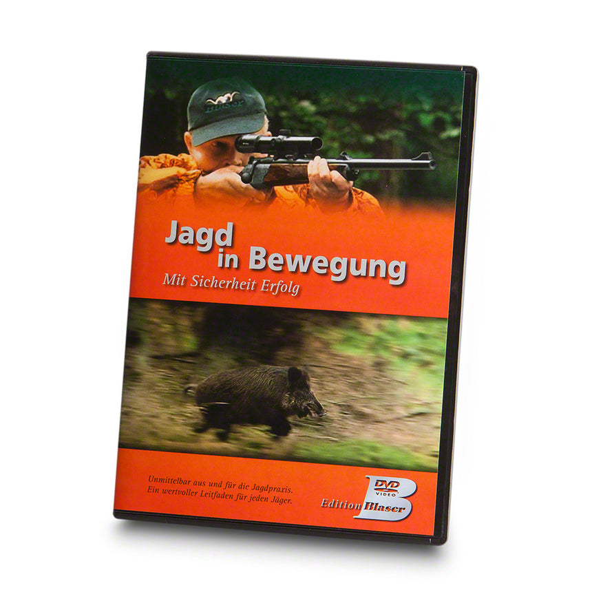 BLASER DVD 'Shooting moving game'