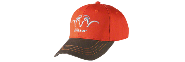 BLASER TWO-TONE CHILDRENS CAP ORANGE