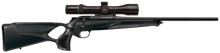 Blaser R8 Carbon Success
