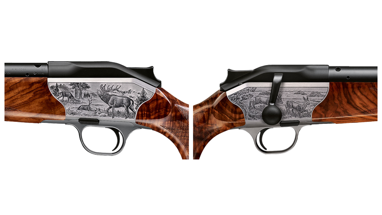 Blaser R8 Luxus Engraving