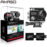 AKASO Action Camera WIFI 4K HD