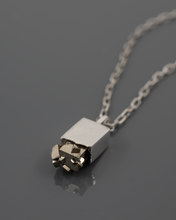 Load image into Gallery viewer, NANO PYRITE PENDANT