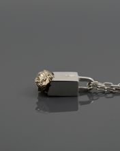 Load image into Gallery viewer, PYRITE PENDANT