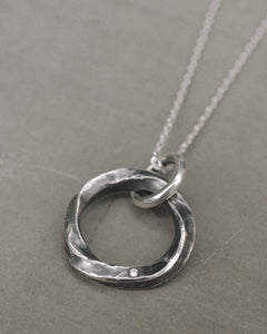 TWISTED-DIAMOND-PENDANT