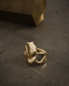 GOLD-BURDO-RING