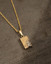 Load image into Gallery viewer, GOLD-LUMIDH-PENDANT