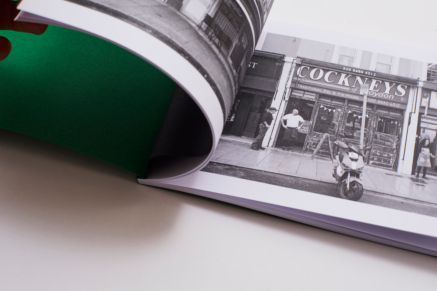 NEW 'Pie & Mash' Photo Book - London / Extended 2nd Edition