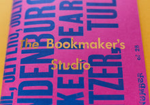 Load image into Gallery viewer, The Bookmaker's Studio - Abridged A5 Edition - Signed